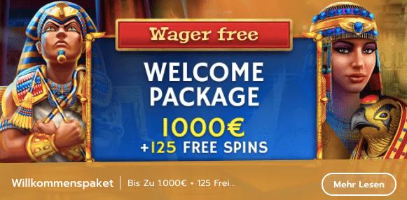 HorusCasino: Bonuscodes zum Top Casino in Deutschland